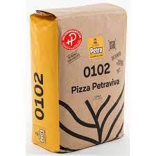 Petraviva Pizza 0102 com 30% de gérmen de trigo estabilizado 12,5KG