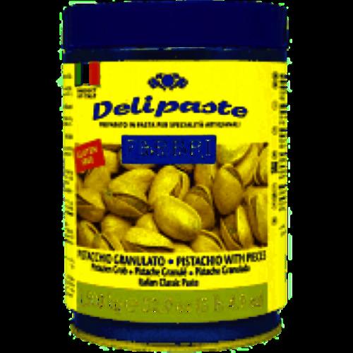 Pistache Granulato  Delipaste Pasta C/ Pedaços 1,5kg Fabbri