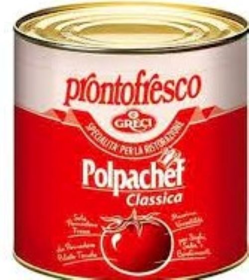 Polpa de tomate Chef 4,050Kg Greci