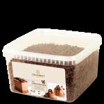 Raspas de chocolate ao leite Monalisa Callebaut blossoms 1KG