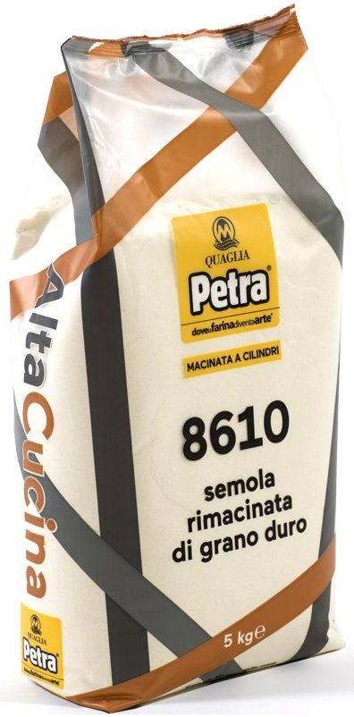 Semola RIMACINATA DURO 8610 25KG