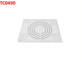 Tapete silicone confeitaria TC0490 40X50 FERI