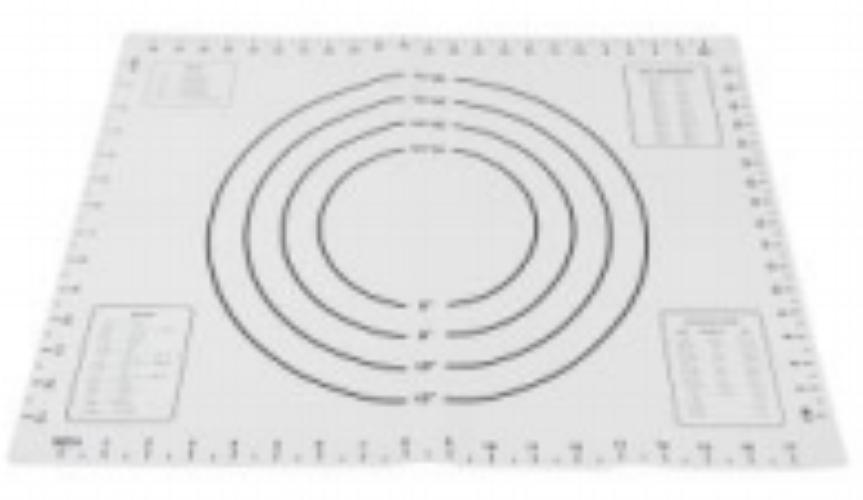 Tapete silicone confeitaria TC0490 40X50 Ferimte