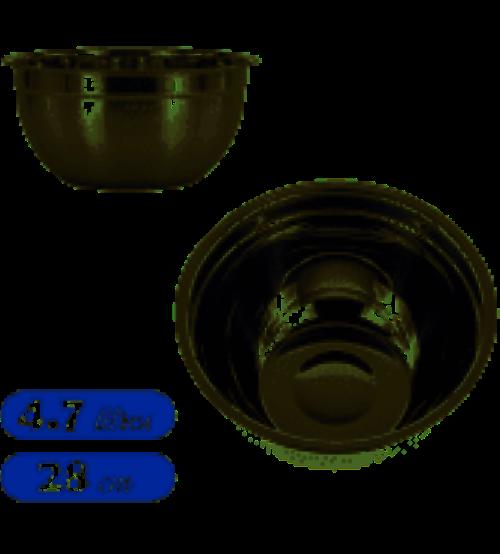 Tigela Inox Bowl 28cm TB0587 Ferimte