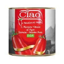 Tomate Pelati San Marzano DOP CIAO 2,5kg