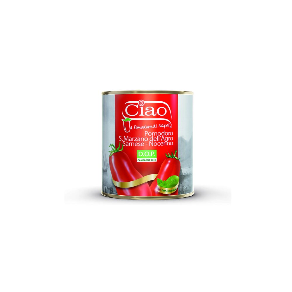 Tomate Pelati San Marzano DOP CIAO 800g