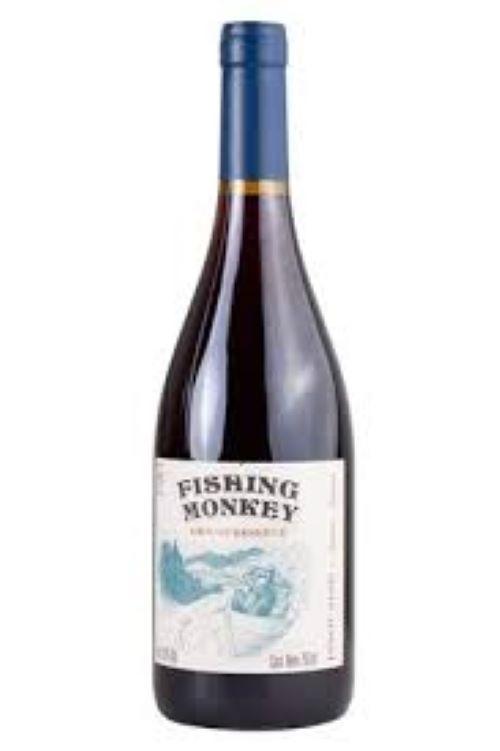 Vinho Pinot Noir Grand Reserve 2017 750ml Fishing Monkey