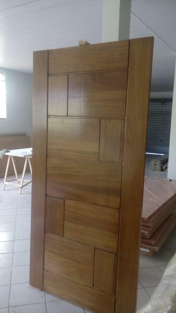 Kit porta de entrada pivotante modelo jamaris -Connect Portas