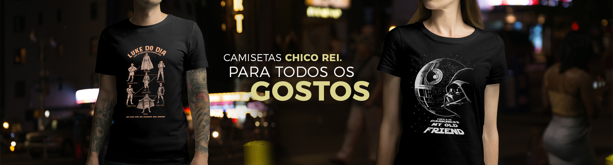 Banner Chico Rei