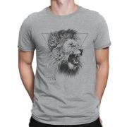 Camiseta Drawing Lion