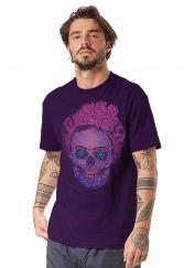 Camiseta Frida Calavera