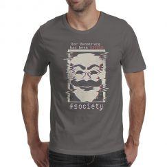 Camiseta Fsociety