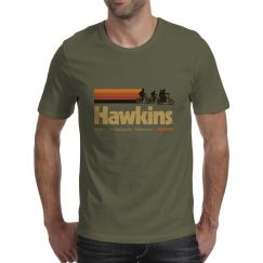 Camiseta Hawkins Stranger Things