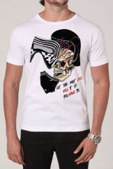 Camiseta Kylo Skull Star Wars
