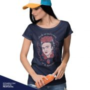 Camiseta No Te Demores - Frida Kahlo