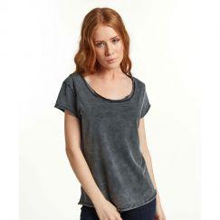 Camiseta Premium Corte a fio Marmorizado