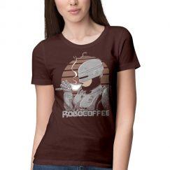 Camiseta Robo Coffee