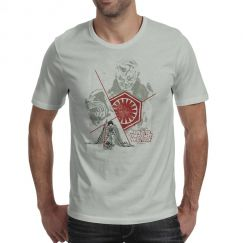 Camiseta Star Wars Kylo Ren & Snoke