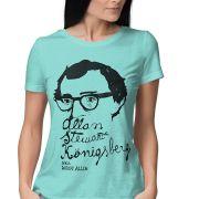 Camiseta Woody Allen
