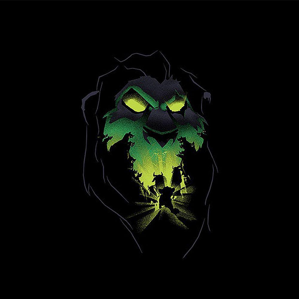Camiseta Be Prepared - O Rei Leão