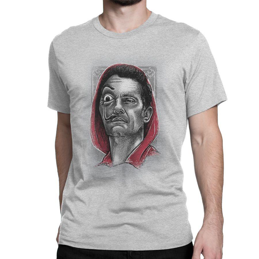 Camiseta Berlim - La Casa De Papel