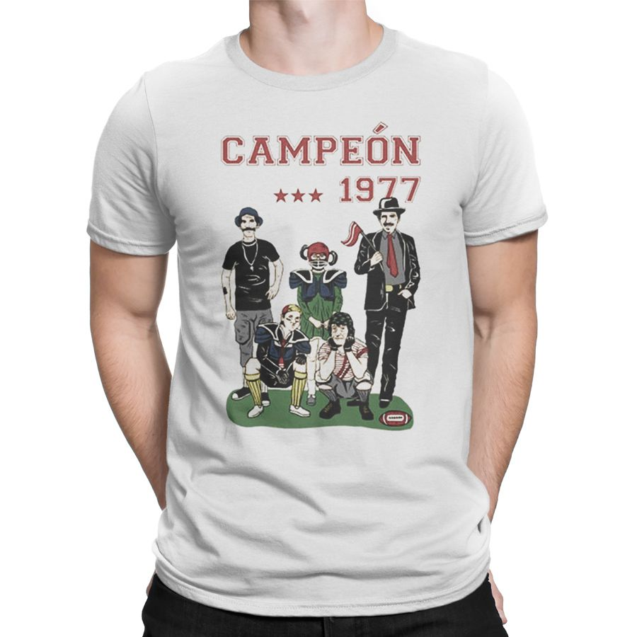 Camiseta Chaves F.c.