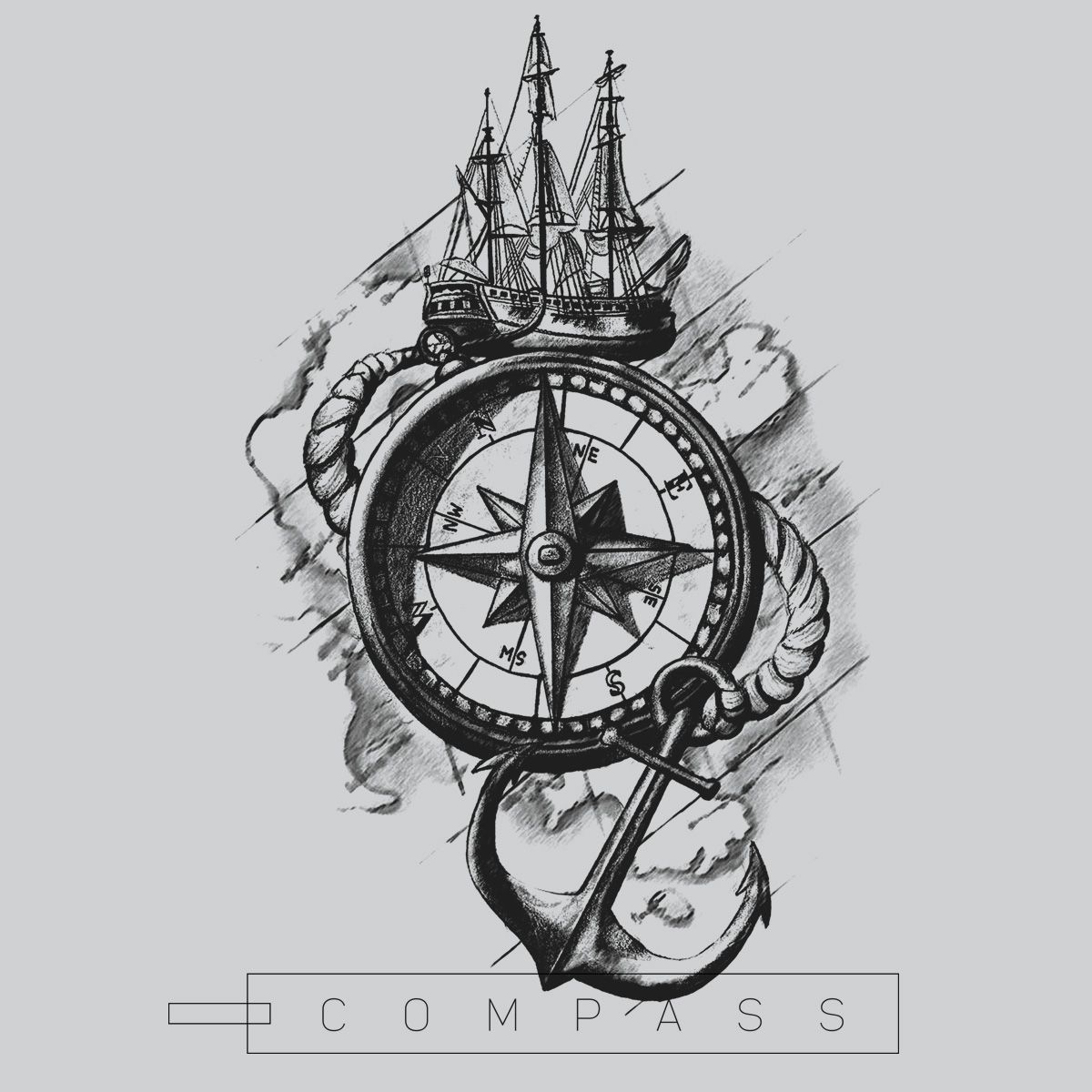 Camiseta Compass