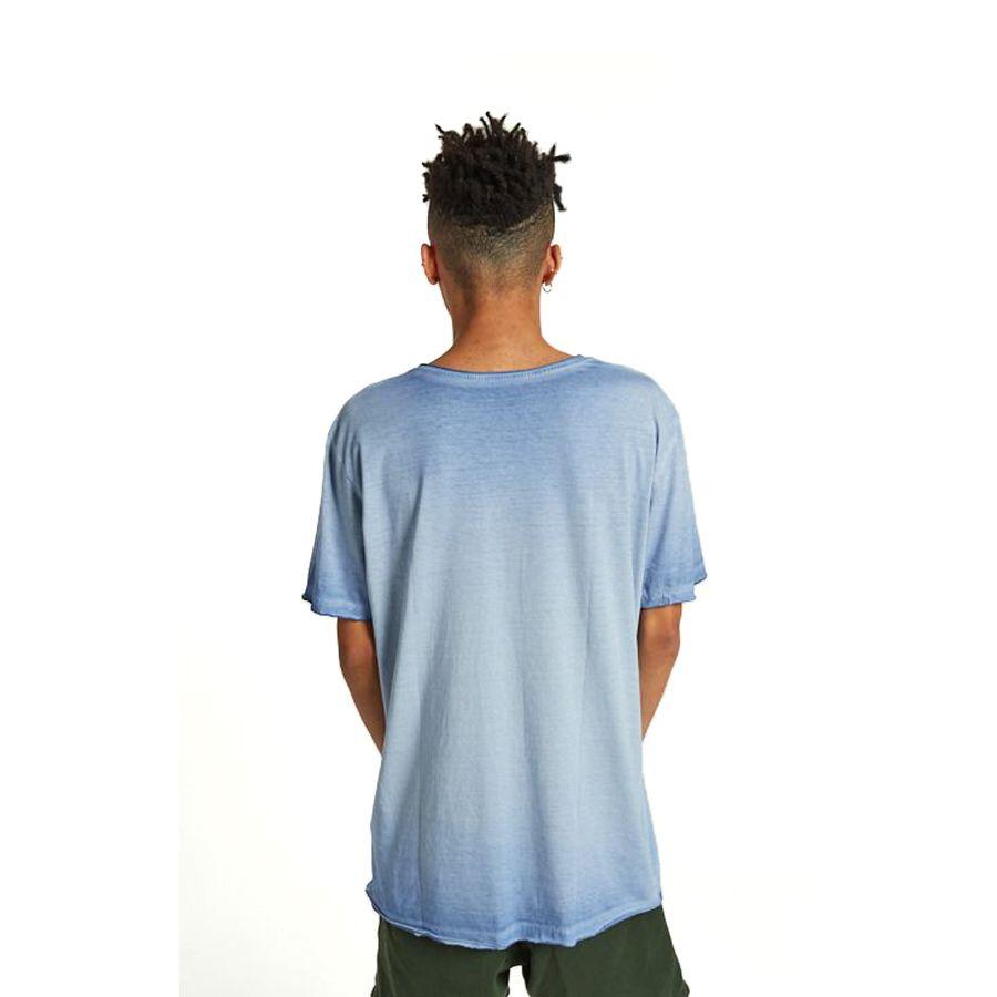 Camiseta Premium Corte a fio a seco do avesso