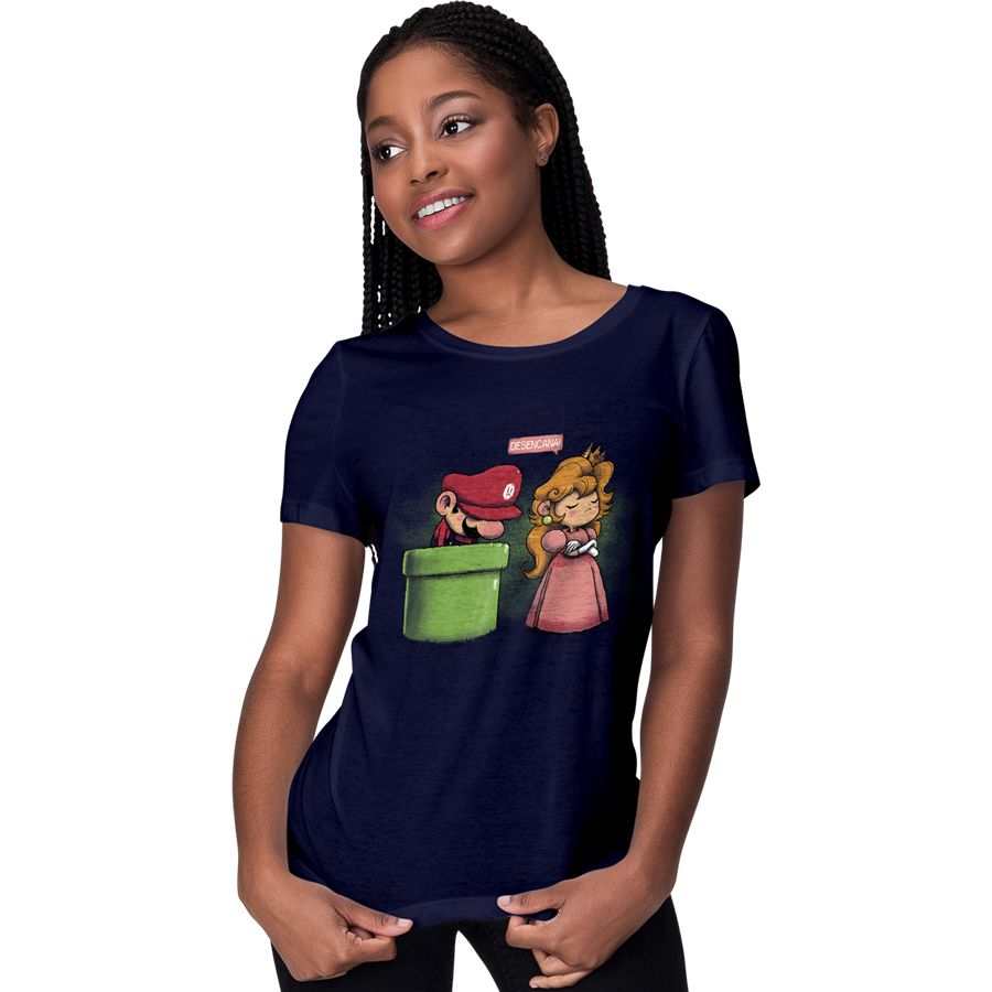 Camiseta Desencana