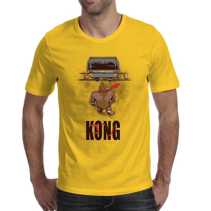 Camiseta Dkong