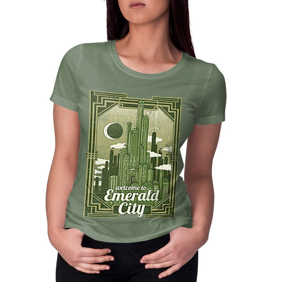 Camiseta Emerald City