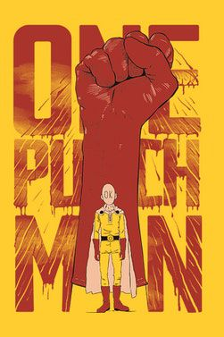 Camiseta One Punch Man