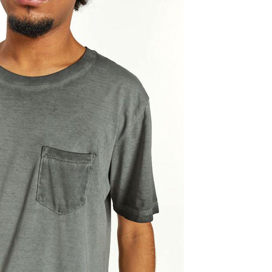 Camiseta Premium Careca com bolso
