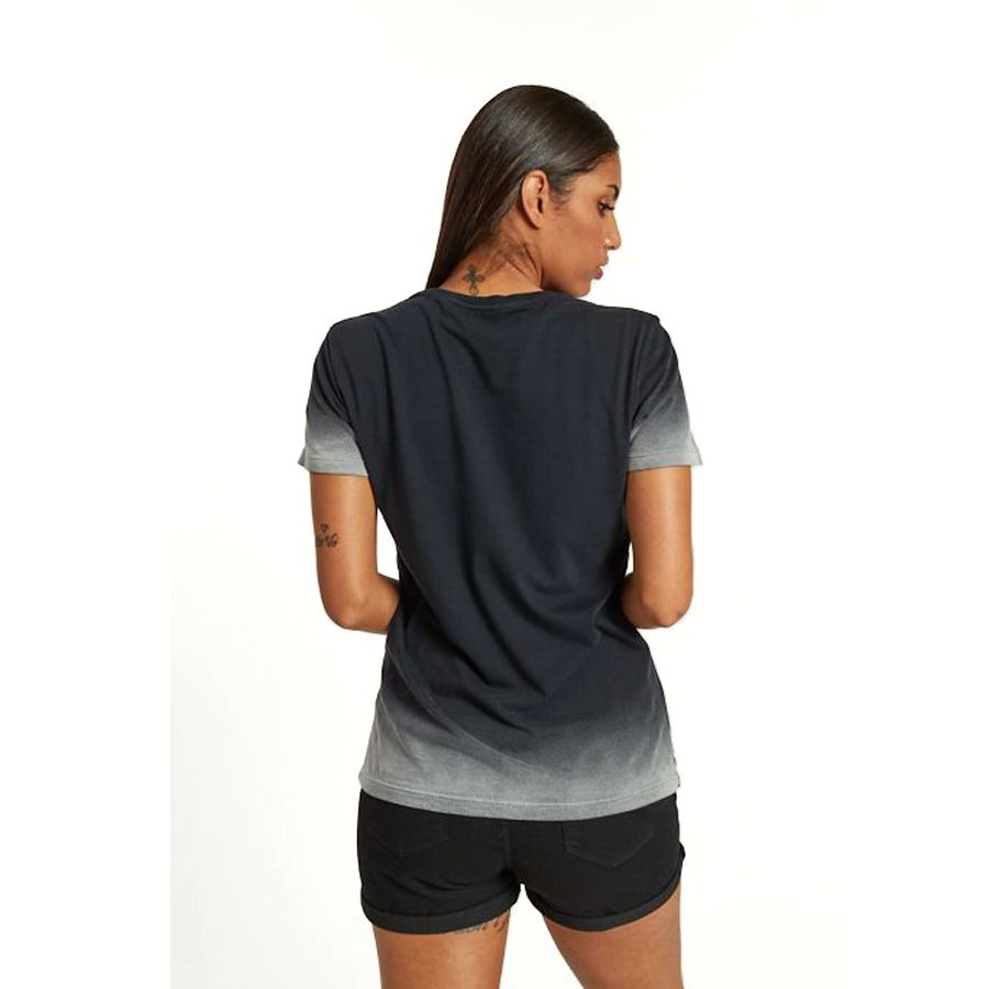 Camiseta Premium Careca Degradê barra e mangas
