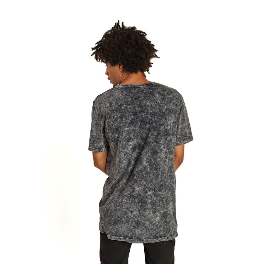 Camiseta Premium Longline Fraldada