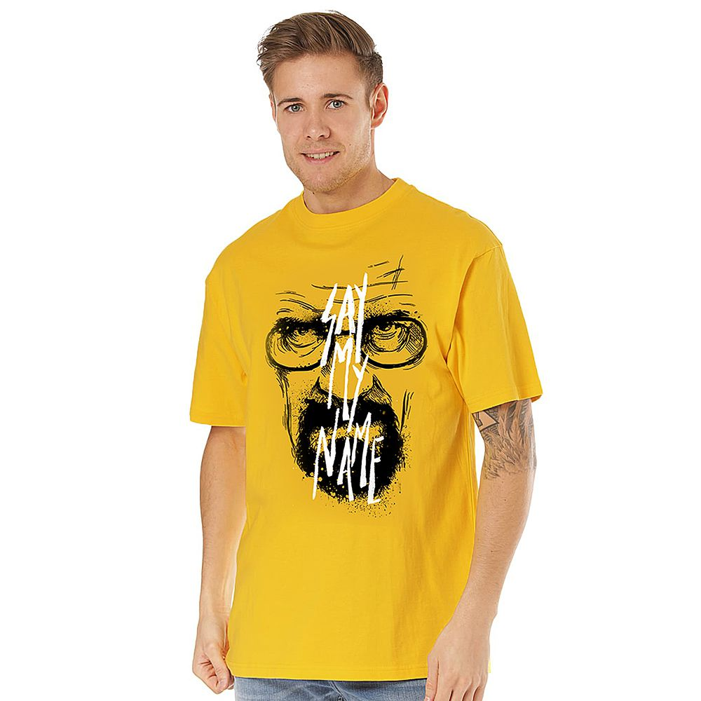 Camiseta Say My Name - Breaking Bad