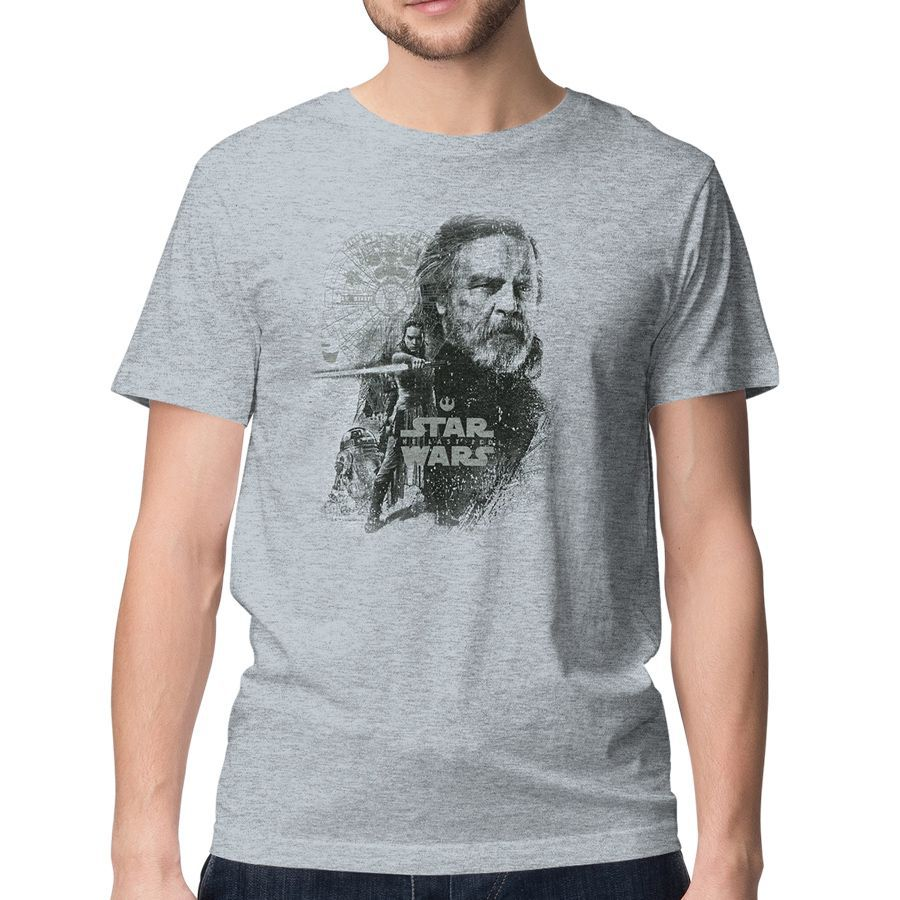 Camiseta Star Wars The Last Jedi
