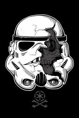 Camiseta Stormtrooper - Star Wars