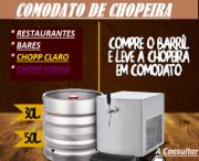 COMODATO CHOPEIRA + BARRIL