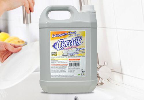 Detergente Clean Neutro 5L