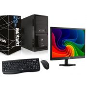 Computador G5400 4Gb Ddr4 120Gb+Monitor Aoc E970SWNL 18,5