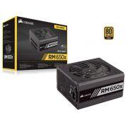 Fonte 80Plus Gold Rmx 650W Atx Pfc Ativo Bivolt Modular