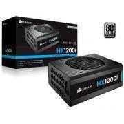 Fonte 80Plus Platinum Corsair Hxi 1200W Atx Pfc Ativo Modula