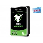 Hdd 3,5 Exos P/ Servidor Seagate 6T 256Mb 7200RPM Sata 6Gb/s
