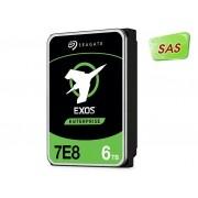 Hdd 3,5 Exos Servidor Seagate 6T 256Mb 72000RPM Sas12Gb/s