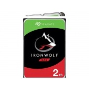 Hdd 3,5 Ironwolf Para Storage e Nas Sata 2T 64Mb 5900RPM