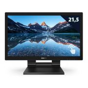 Monitor Touch Philips 222B9T 21,5 1920X1080 Full HD Led Vga