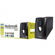 Nobreak Senoidal Sms 27570 Manager III 700va Entrada Bivolt