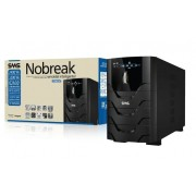 Nobreak Senoidal 27873 Sms Power Sinus Ng 3200va E/S 220v