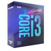 Processador Quad Core I3-9100F 6Mb Cache S/ Video Integrado